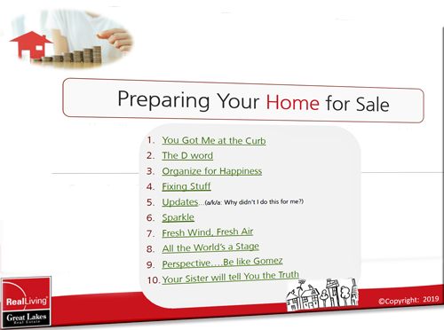, Free eBook: Tips on Preparing your Home for Sale